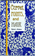 """Curves, Points and Hair"" book cover"